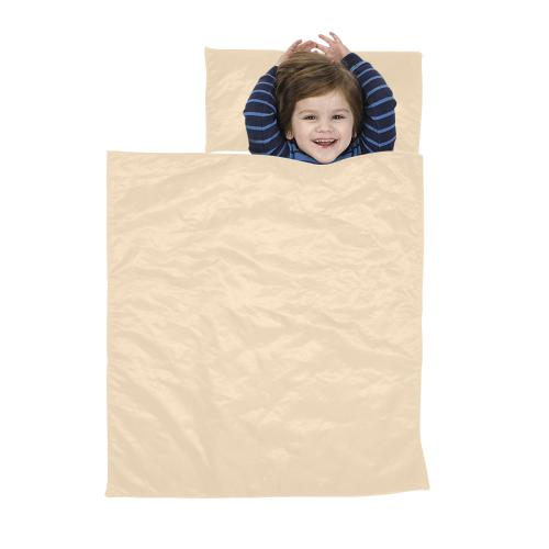 color bisque Kids' Sleeping Bag