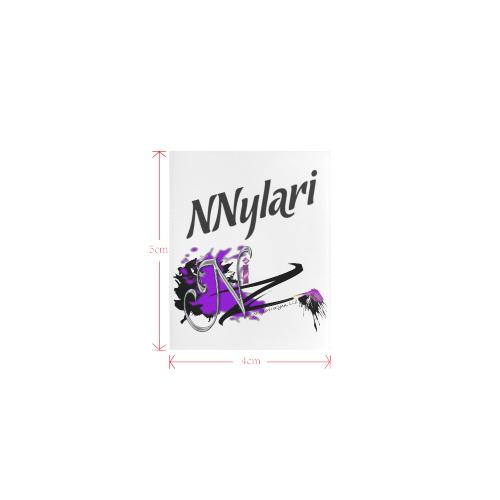 logolabel_nnylariBeachMat Private Brand Tag on Beach Mat (4cm X 5cm)