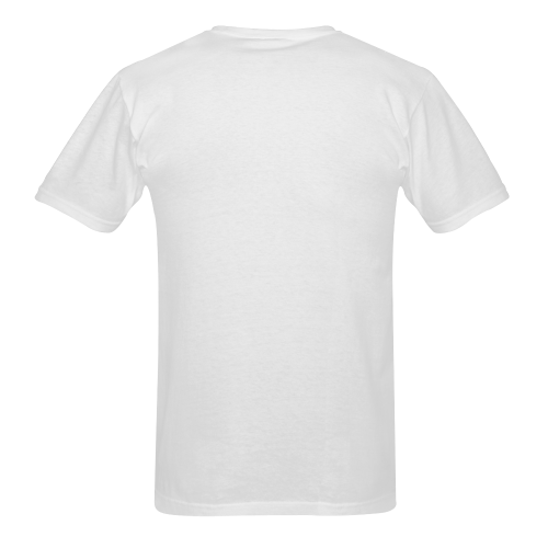 Don´t like by Nico Bielow Men's T-shirt in USA Size (Two Sides Printing) (Model T02)