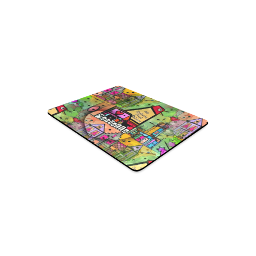 Marietta 2020 Pop Art by Nico Bielow Rectangle Mousepad