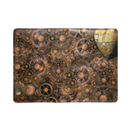 Steampunk Heart 38Page Large Custom NoteBook A5
