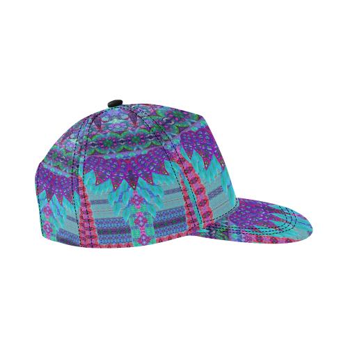 peru 2 All Over Print Snapback Hat D