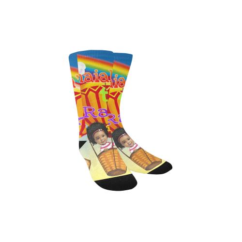 Anaiah's Socks Custom Socks for Kids