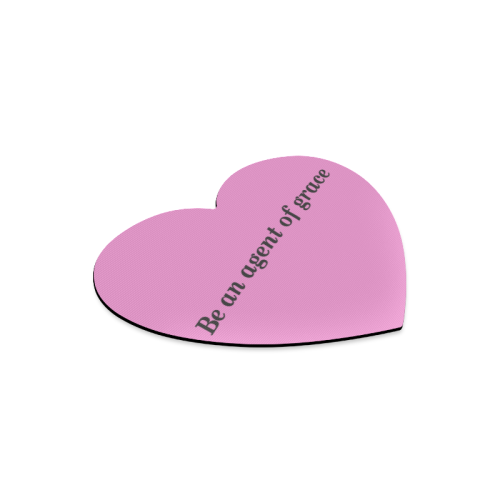 dsweet-3 Heart-shaped Mousepad