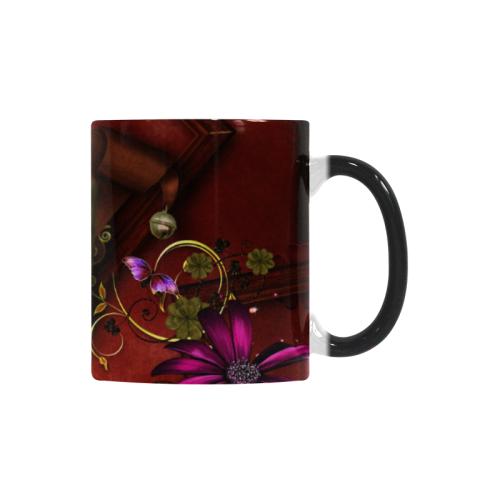 Wonderful venetian mask Custom Morphing Mug (11oz)
