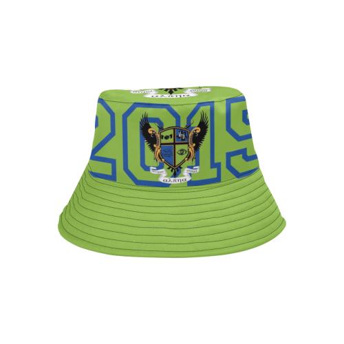 Green bucket All Over Print Bucket Hat