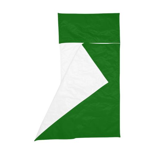 color dark green Kids' Sleeping Bag