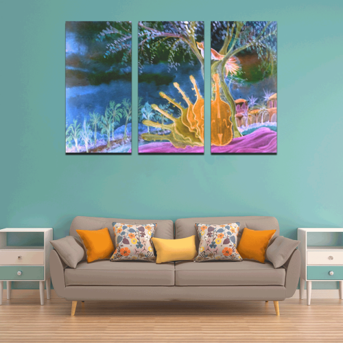 19 Canvas Wall Art X (3 pieces)