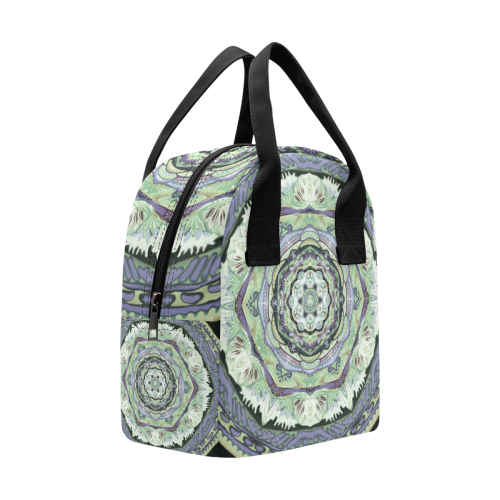 mandala tendre10 Zipper Lunch Bag (Model 1689)