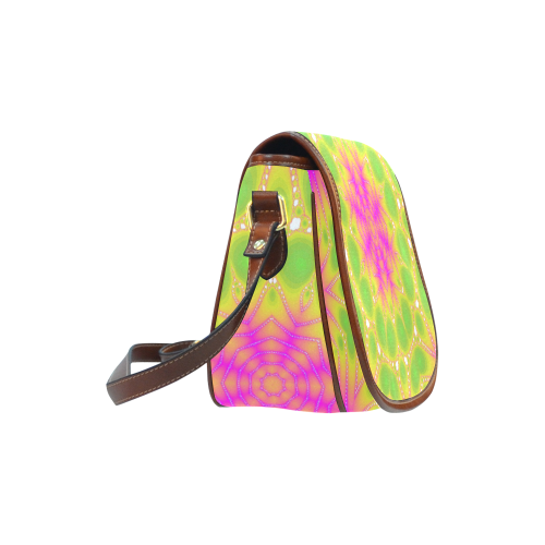 Spring Colors Saddle Bag/Large (Model 1649)