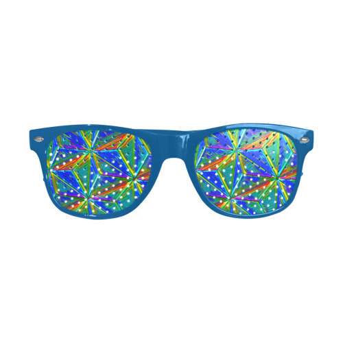 Vivid Life 1E  by JamColors Custom Goggles (Perforated Lenses)