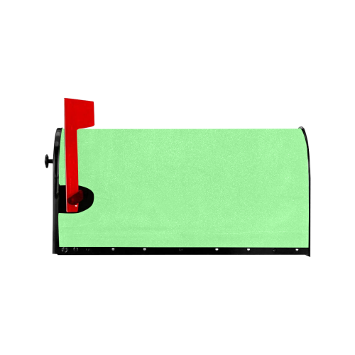 color pale green Mailbox Cover