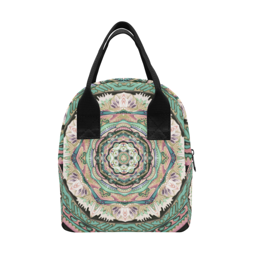 mandala tendre11 Zipper Lunch Bag (Model 1689)