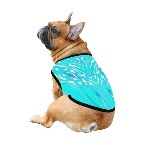 discus 8 All Over Print Pet Tank Top