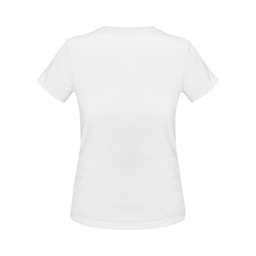 hamburgerjapanshirtwomen Women's Classic T-Shirt (Model T17)