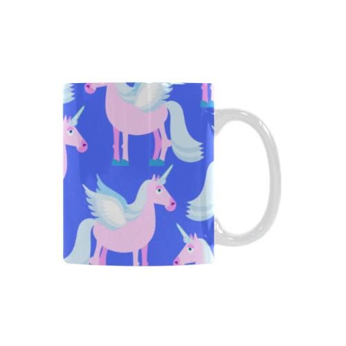 4 White Mug(11OZ)
