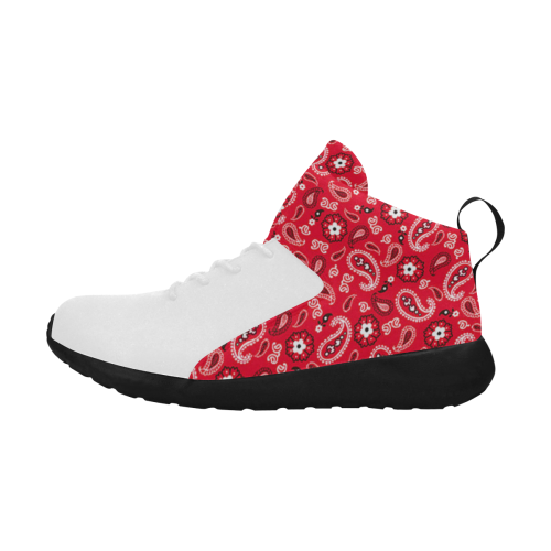 Red Street Bandana Men's Chukka Training Shoes (Model 57502)
