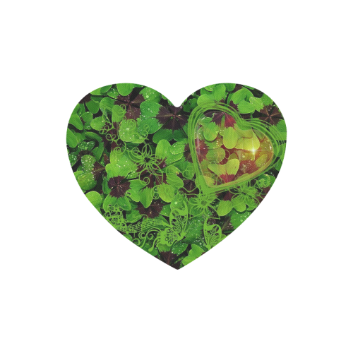dsweet-4 Heart-shaped Mousepad