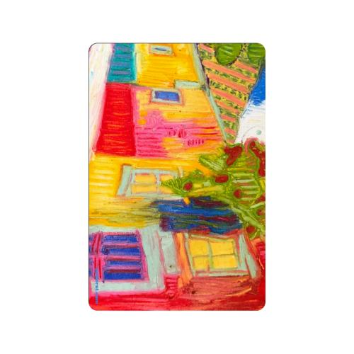 "San Miguel de Allende Doormat 24""x16"""
