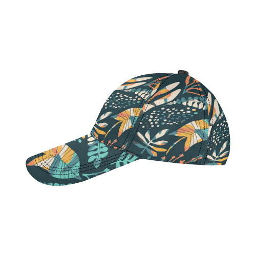 Jungle All Over Print Dad Cap C (7-Pieces Customization)