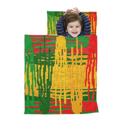 Safari Invaders Kids' Sleeping Bag