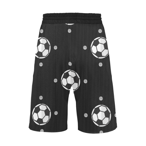 soccer Men's All Over Print Casual Shorts (Model L23)