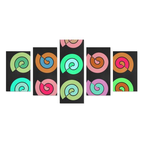 zappwaits c1 Canvas Print Sets C (No Frame)