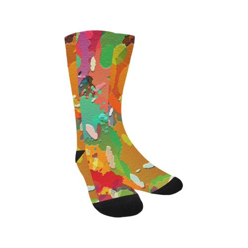 So Much Colors Men's Custom Socks