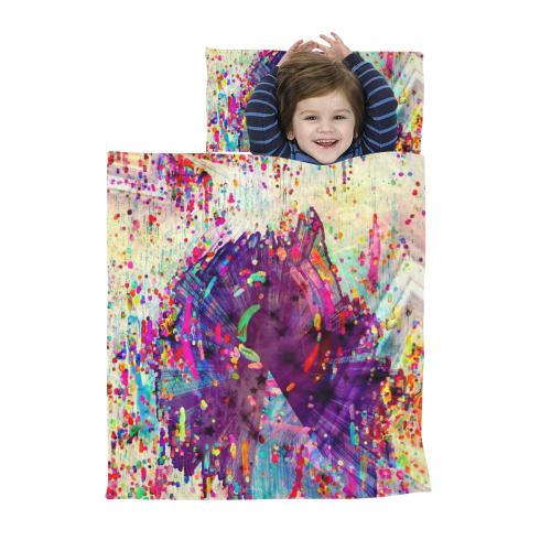 Pop Art by Nico Bielow Kids' Sleeping Bag