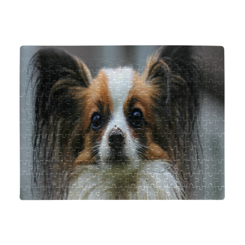 Papillon A3 Size Jigsaw Puzzle (Set of 252 Pieces)