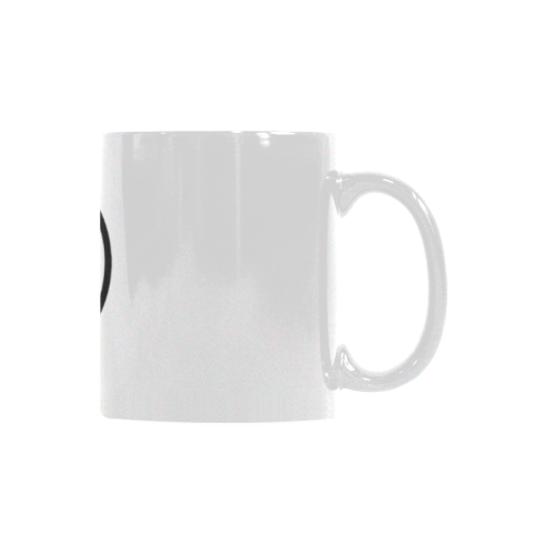 Pirate Dog Custom White Mug (11oz)