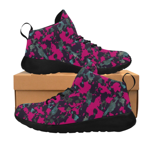 BROMBERRY CAMOUFLAGE LADYLIKE Women's Chukka Training Shoes (Model 57502)