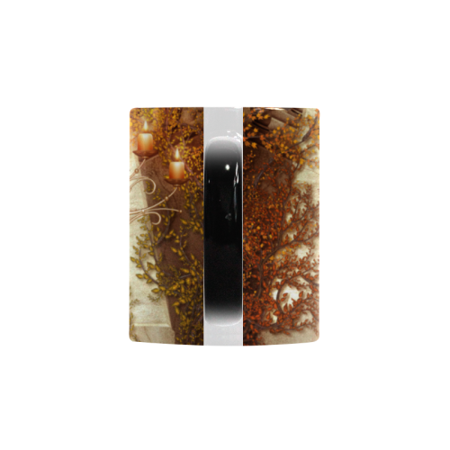 Beautiful fairy Custom Morphing Mug (11oz)