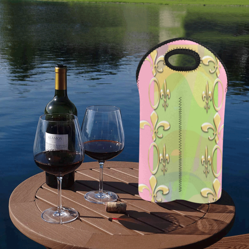 SERIPPY 2-Bottle Neoprene Wine Bag