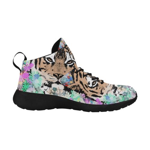 TIGER FLOWER ART Women's Chukka Training Shoes (Model 57502)