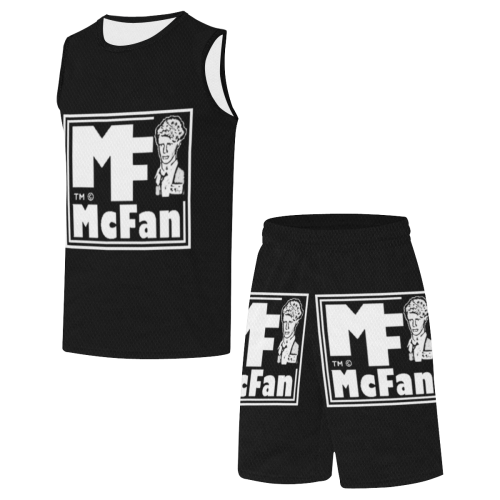 McFan - Logo - Uniform I All Over Print Basketball Uniform