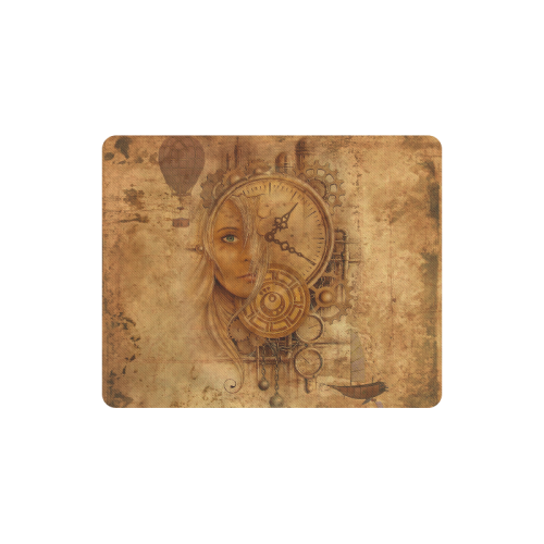 A Time Travel Of STEAMPUNK 1 Rectangle Mousepad