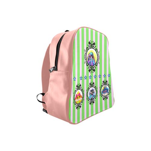 Formation3 School Backpack (Model 1601)(Medium)