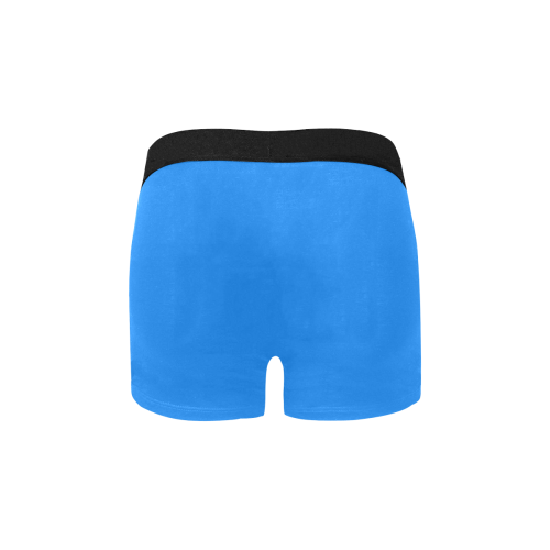 color dodger blue Men's All Over Print Boxer Briefs (Model L34)