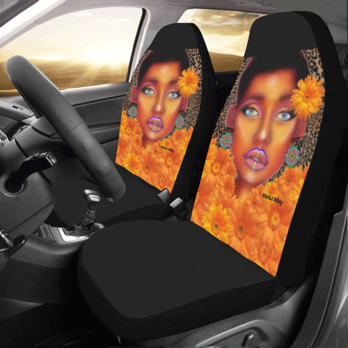 oranggie Car Seat Covers (Set of 2)