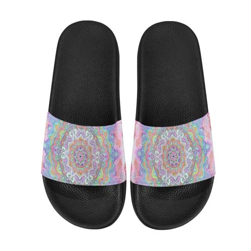 india 7 Women's Slide Sandals (Model 057)