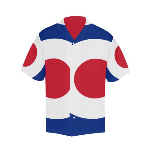 RAF ROUNDEL Hawaiian Shirt (Model T58)