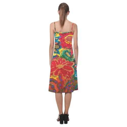 HAPPY Alcestis Slip Dress (Model D05)