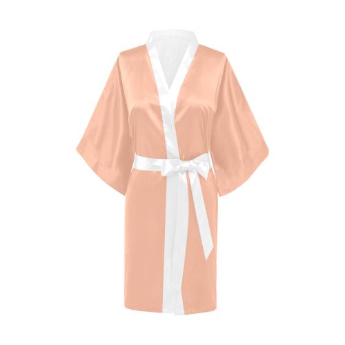 Prairie Sunset Kimono Robe