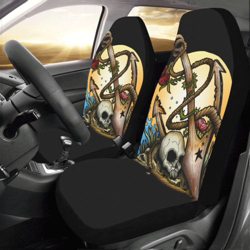 Anchored Car Seat Covers (Set of 2)