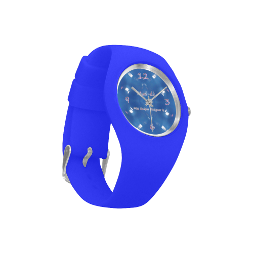 Jersey Simple Style Candy Silicone Watch (Model 315)