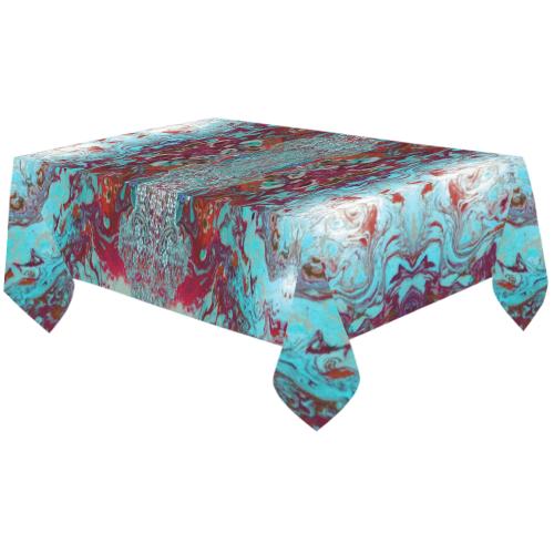 """placemat 3 Cotton Linen Tablecloth 60""""x120"""""""