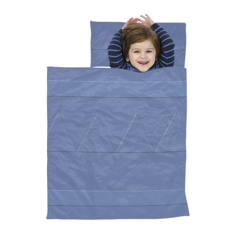 Ship Cove Shapes Kids' Sleeping Bag