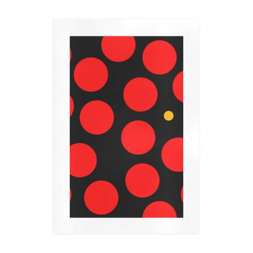 Design netzauge 12 Art Print 19''x28''