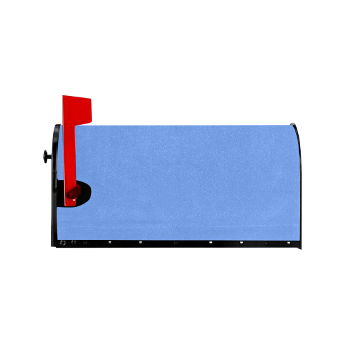 color cornflower blue Mailbox Cover